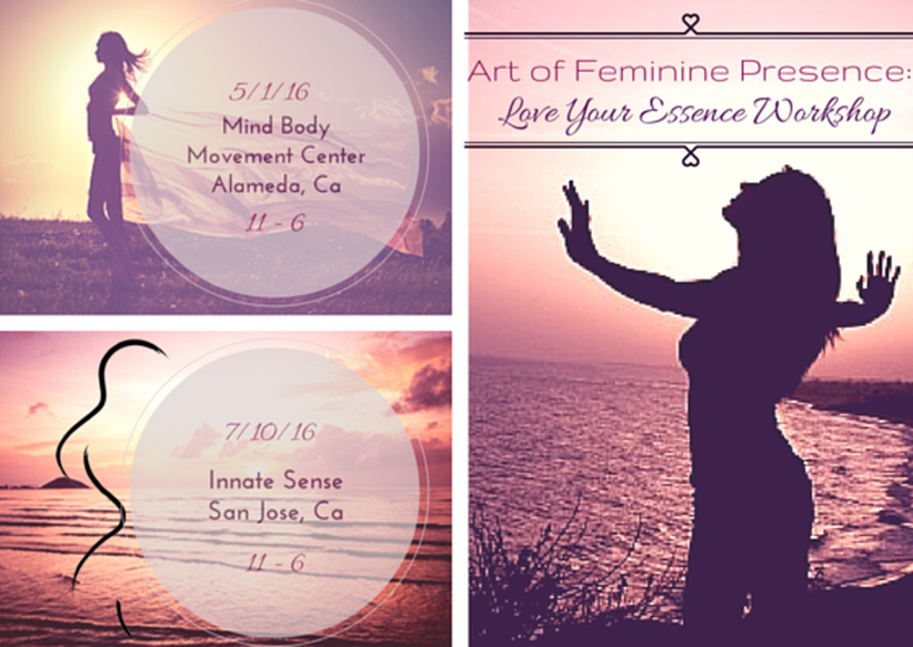 Art of Feminine Presence SF Bay